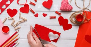 Valentine's Day Classes, Crafts, Decorations, Desserts from Your Local Kids