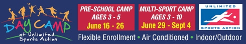 Sports Camps for Kids on Long Island