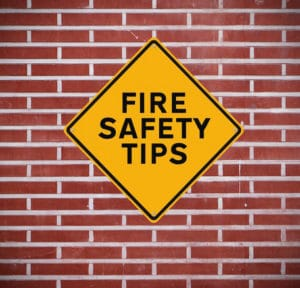 Fire Prevention Tips on Long Island