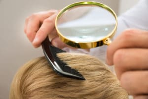 Lice Removal Services in Nassau County