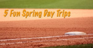 Spring Day Trips on Long Island