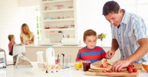 Managing a Family Schedule from Your Local Kids