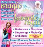 Royal Events Princess Parties Inc.