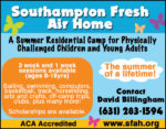 Southampton Fresh Air Home