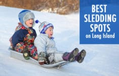 Best Sledding Spots on Long Island