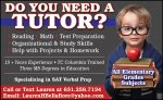 Lauren Bellafiore Tutoring