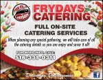 Fish Fil-a Frydays Catering