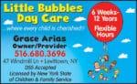 Little Bubbles Day Care