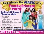 Peachy Princess Party