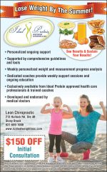 Leon Chiropractic – Ideal Protein