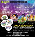 Reality Entertainment Video