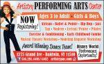 Artistry Preforming Arts Center