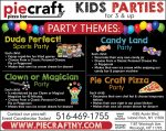 Piecraft Pizza Bar – Wantagh