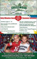 Crestwood Country Day Camp