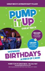 Pump It Up Great Neck