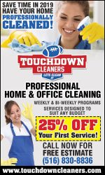 Touchdown Cleaners