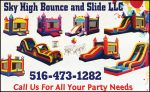 Sky High Bounce and Slide LLC