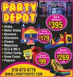 Long Island Party Depot