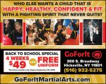 Go For It Martial Arts