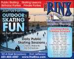 The Rinx Skating On The Harbor