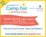 Camp Fair & Activity Expo