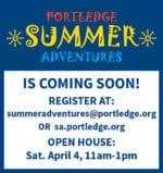 Portledge Summer Adventures