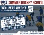 The Rinx Summer Hockey