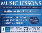 Kathryn Brickell Music