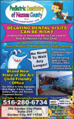 Pediatric Dentistry of Nassau County PLLC