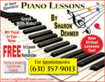 Piano Lessons By Sharon Dehmer